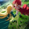 "Shuumatsu no Izetta review and smartphone wallpapers – Ortfine ""Fine"" Fredericka von Eylstadt and Izetta. Review Full HD wallpapers 1080x1920 HD wallpapers 720x1280 iPhone 4 wallpapers ""Izetta: The Last Witch""..."