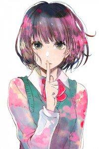 Kuzu no Honkai Hanabi Yasuraoka.iPhone 4 wallpaper 640x960