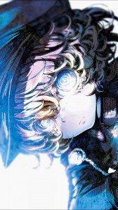 Youjo Senki Tanya von Degurechaff.Sony Xperia Z wallpaper 1080x1920