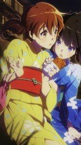 Hibike Euphonium Kumiko Oumae Reina Kousaka.Magic THL W8 wallpaper 1080x1920
