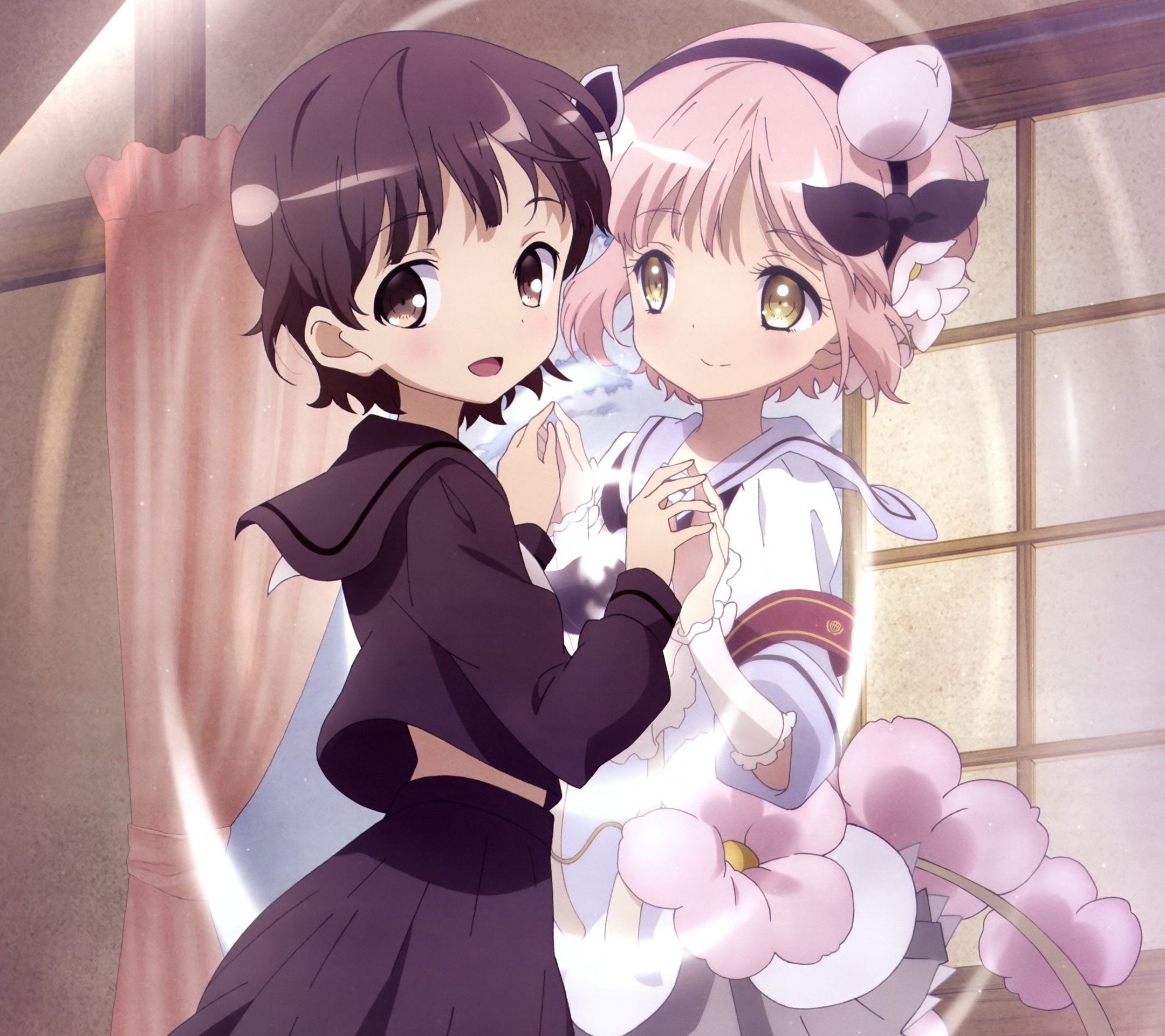 magical girl raising project iphone and android wallpapers