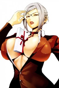 Prison School Meiko Shiraki.iPhone 4 wallpaper 640x960