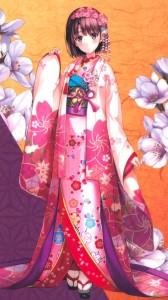 Saenai Heroine no Sodatekata Flat Megumi Kato.Lenovo K900 wallpaper 1080x1920
