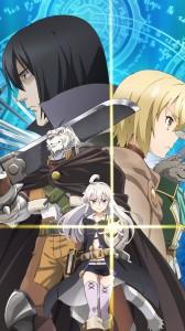 Zero kara Hajimeru Mahou no Sho Albus Mercenary Thirteen 1080x1920
