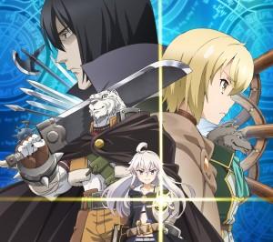 Zero kara Hajimeru Mahou no Sho Albus Mercenary Thirteen 2160x1920