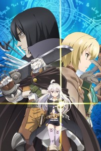 Zero kara Hajimeru Mahou no Sho Albus Mercenary Thirteen.iPhone 4 wallpaper 640x960
