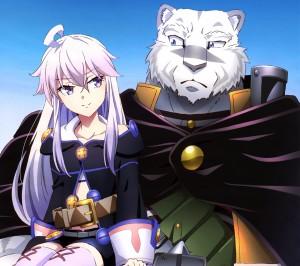 Zero kara Hajimeru Mahou no Sho Mercenary 2160x1920