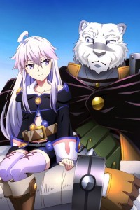 Zero kara Hajimeru Mahou no Sho Mercenary 640x960