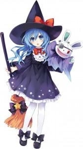 Halloween anime Date a Live 720x1280