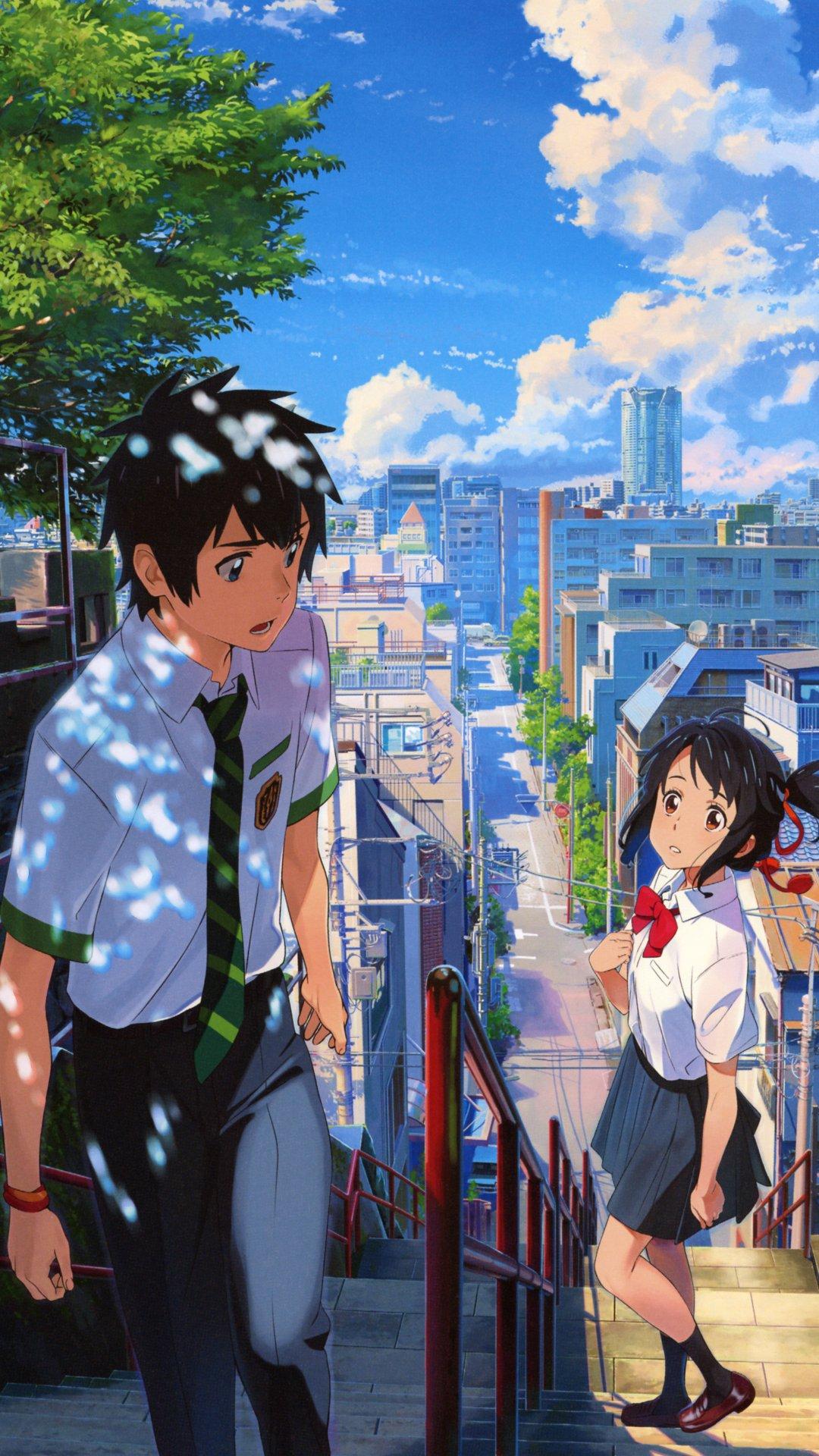 Image Result For Anime Wallpaper Kimi No Na Wa