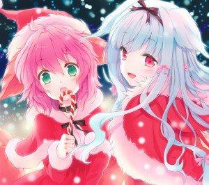 Christmas anime 2160x1920