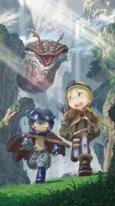 Made in Abyss Riko and Reg 2160x3840