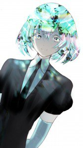 Houseki no Kuni Diamond 720x1280