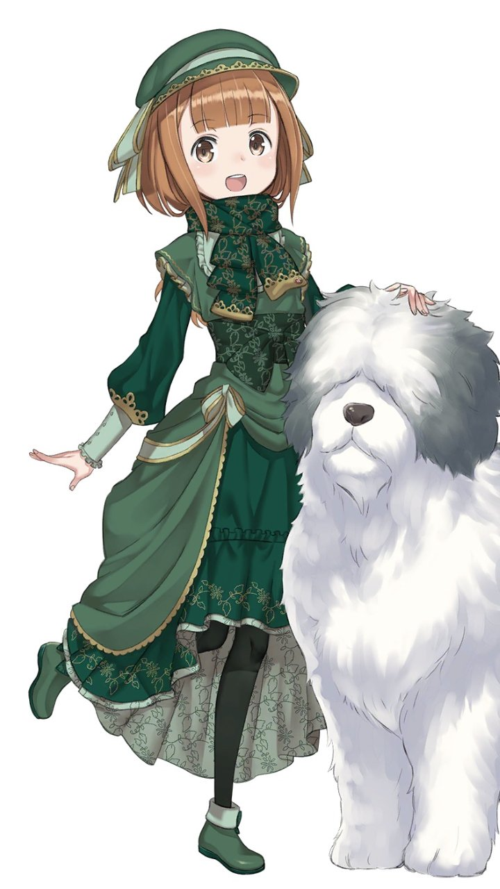 Princess Principal Beatrice 720 1280 Kawaii Mobile