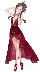 Princess Principal Dorothy 720x1280