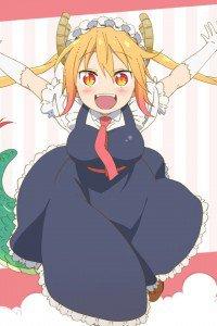 Kobayashi-san Chi no Maid Dragon Tohru 640x960