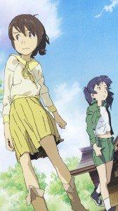 Dennou Coil Yuko Okonogi and Yuko Amasawa 720x1280