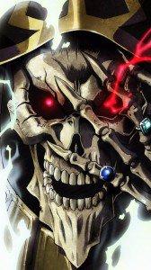 Overlord II Ainz Ooal Gown 720x1280