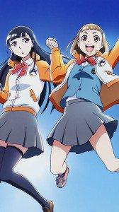 Sora yori mo Tooi Basho Mari Tamaki Shirase Kobuchizawa 720x1280