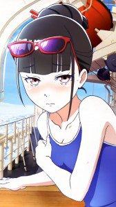 Sora yori mo Tooi Basho Shirase Kobuchizawa.Sony Xperia Z wallpaper 1080x1920