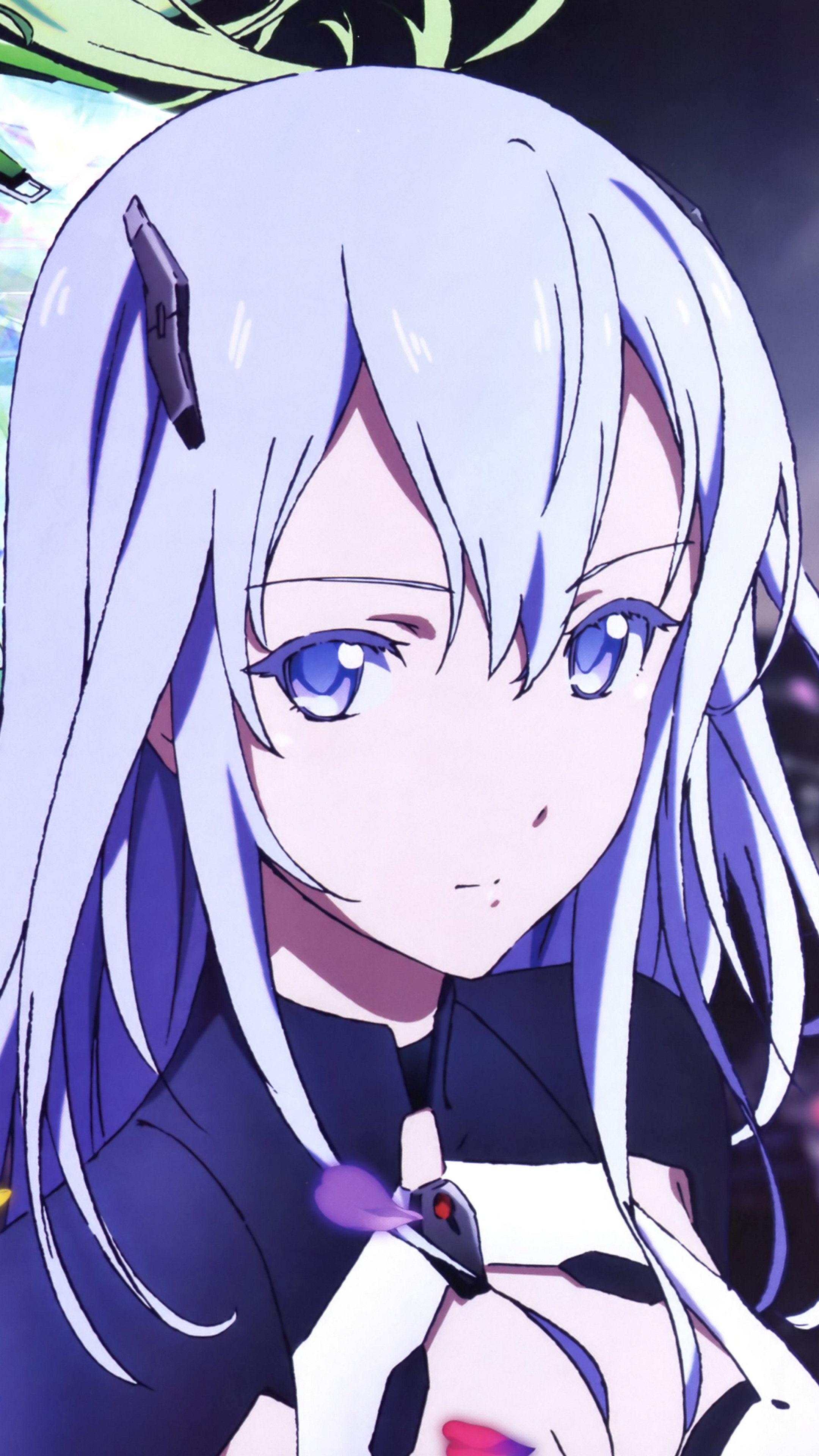 Beatless Lacia 2160x3840
