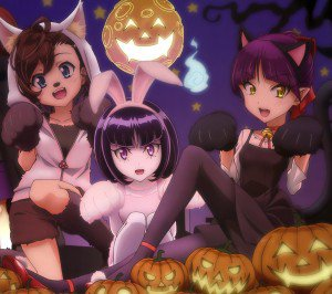 Halloween Gegege no Kitarou 2160x1920