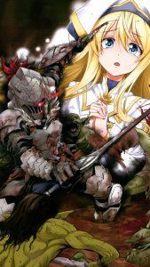 Goblin Slayer Priestess 2160x3840