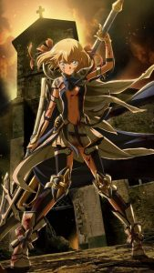 Ulysses Jeanne d'Arc and the Alchemist Knight 720x1280