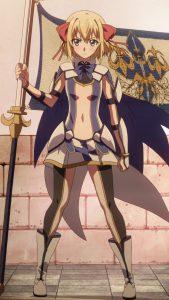 Ulysses Jeanne d'Arc and the Alchemist Knight.Samsung Galaxy S4 wallpaper 1080x1920