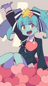 Zombie Land Saga Lily Hoshikawa 2160x3840