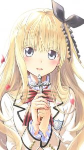 Kishuku Gakkou no Juliet Juliet Persia.HTC One X wallpaper 720x1280