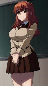Mahou Shoujo Tokushuusen Asuka Kurumi Mugen 720x1280