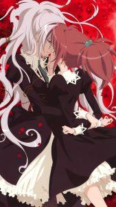 Strawberry Panic Nagisa Aoi Shizuma Hanazono 2160x3840