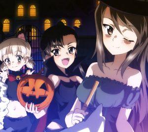 Halloween 2019 GIRLS und PANZER 2160x1920