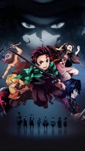 Demon Slayer Kimetsu No Yaiba Wallpapers For Iphone And Android