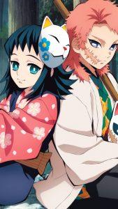 Kimetsu no Yaiba Makomo Sabito 1080x1920