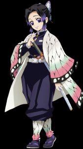Kimetsu no Yaiba Shinobu Kochou 1080x1920