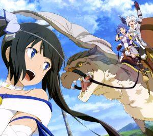 Dungeon ni Deai o Motomeru no wa Machigatte Iru Darouka II Bell Cranel Hestia 2160x1920