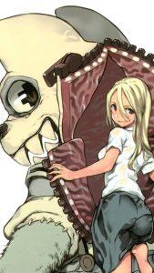 Gleipnir Shuichi Kagaya Claire Aoki 1080x1920