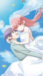Tonikaku Kawaii Tsukasa Tsukuyomi Nasa Yuzaki 2160x3840